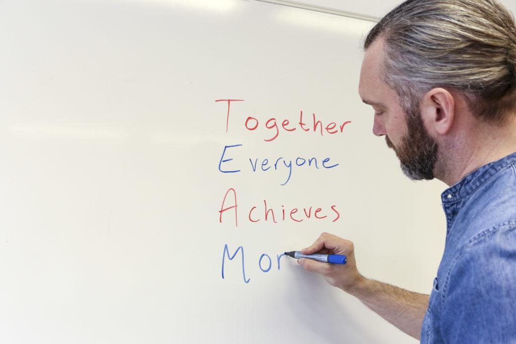 Teamutveckling är avgörande för att dina medarbetare ska trivas och bidra till verksamhetens mål.